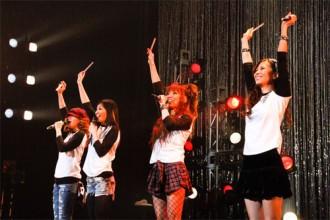 MAXが赤坂BLITZで単独公演開催(2010年3月2日)