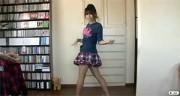 [写真]℃-ute岡井千聖が踊りがネットで話題に