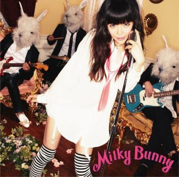 """益若つばさの音楽プロジェクト""""Milky Bunny"""""""