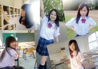 <写真>東京女子流の新曲ビデオ(2013年12月24日)