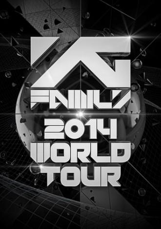 YG Family Concert in Japan