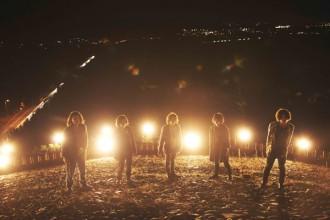 <写真>自身初のミュージックビデオを発表したHAPPY