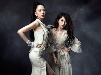 <写真>最新曲でコラボした中島美嘉と加藤ミリヤ