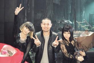 <写真>ミュージックビデオでコラボした中島美嘉、品川ヒロシ、加藤ミリヤ