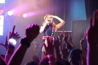 <写真>盛り上がったJASMINEのライブパーティ初日