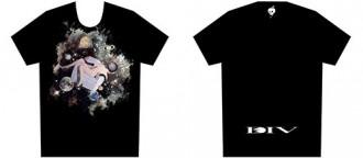 <写真>DIVとmaxsixとコラボした数量限定限定Tシャツ