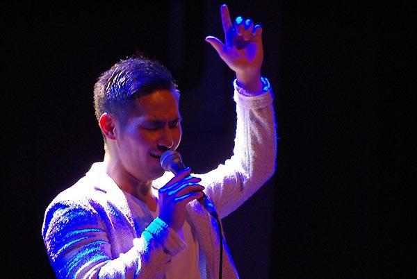 中孝介が上海・北京・広州でコンサート