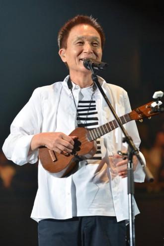 小田和正が17年ぶり和歌山で2年ぶり全国ツアー初日<2>