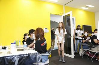 May J.が渋谷で4時間のボランティア活動に参加<2>