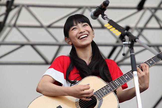 情熱大陸フェス東京公演・miwa(2014年8月9日)
