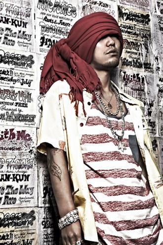 HAN-KUNがライブDVDを発売(2014年8月24日)