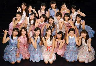 国民的美少女X21が初ワンマンで涙<2>(2014年8月23日)