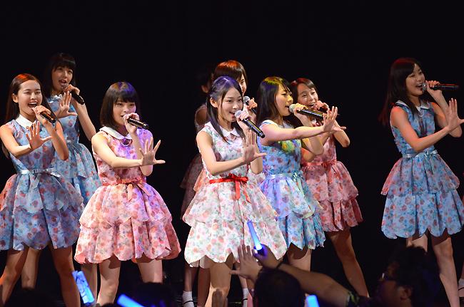 国民的美少女X21が初ワンマンで涙<1>(2014年8月23日)