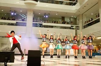 paletと水木一郎「ゼーーット!」コラボ歌唱(2014年8月29日)