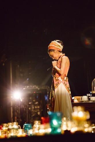 【写真】<Candle Night>幻想空間でMISIAが美声吹き込む3(2014年9月9日)