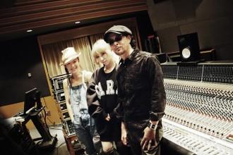 【写真】加藤ミリヤがSUGAR SOUL&DJ KRUSHとコラボ(2014年10月2日)