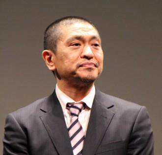 [写真]松本人志がアイドルに恋愛解禁のすすめ