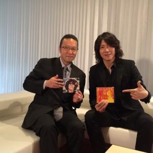 [写真]吉井和哉と加藤和也氏が対談でひばりを語る