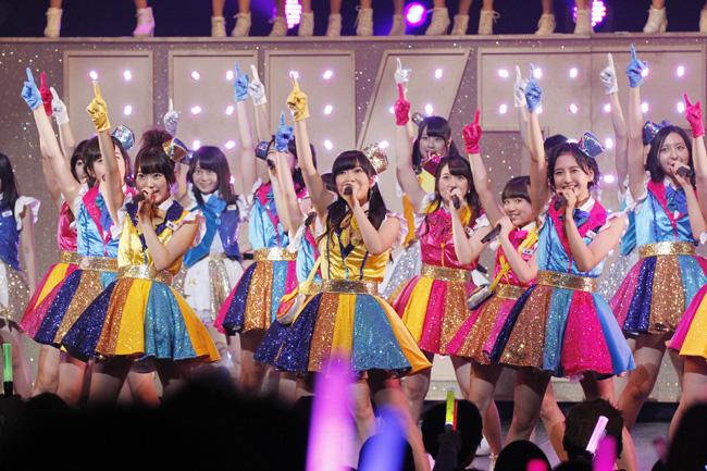 [写真]HKT48全国ツアー福岡公演-1
