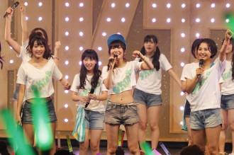 [写真]HKT48全国ツアー福岡公演-2