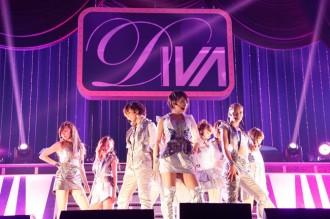 [写真]DIVAが涙のラストライブ-1