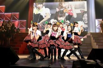 [写真]AKB48ぱるるらが妖怪ウォッチとコラボ-1