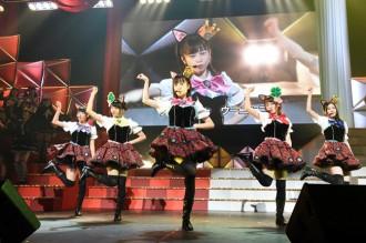 [写真]AKB48ぱるるらが妖怪ウォッチとコラボ-2