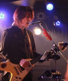 [写真]TAKUYA and  the Cloud Collectors12・24公演<2>