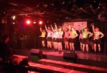 [写真]SUPER☆GiRLSの新年最初のライブは観客1人
