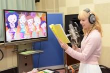 [写真]E-girlsのAmiが声優初挑戦<1>