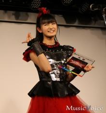 [写真]CDショップ大賞にBABYMETAL1
