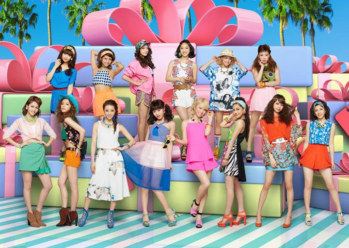 [写真]E-girlsが新曲MVで素の顔を見せる