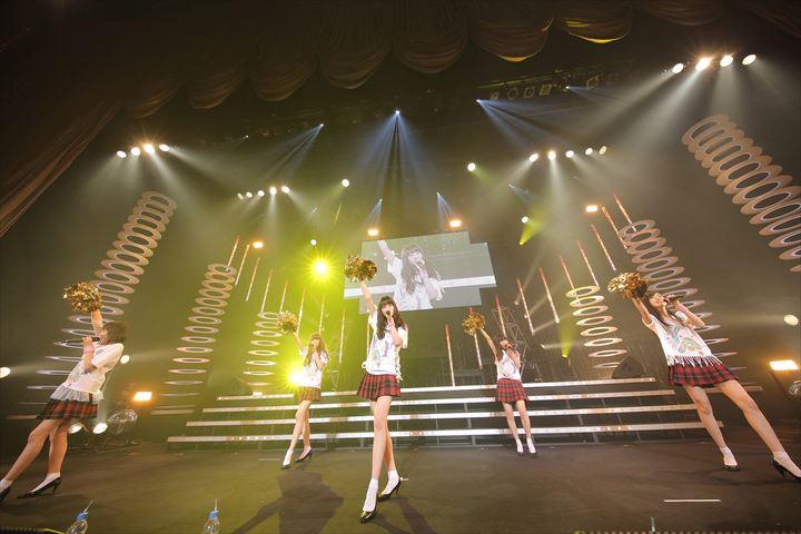 [写真]夢アド初の中野サンプラザ公演<1>