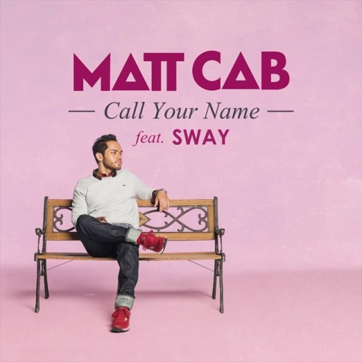 写真・マット・キャブがSWAY迎え新曲映像 「Call Your Name feat. SWAY