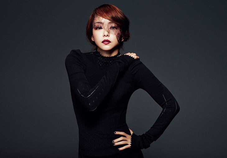 [写真]安室奈美恵がDavid Guettaとコラボ【1】