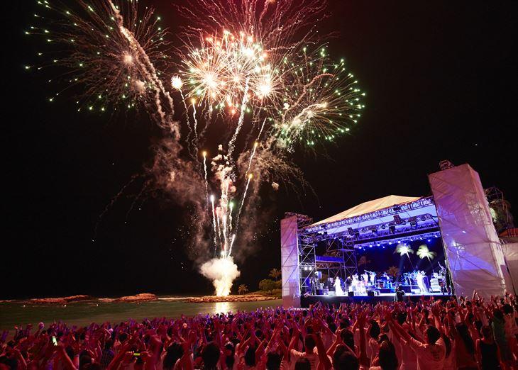 吉田美和の50歳の誕生日でもある5月6日にハワイでライブを行ったDREAMS COME TRUE(C)植松千波