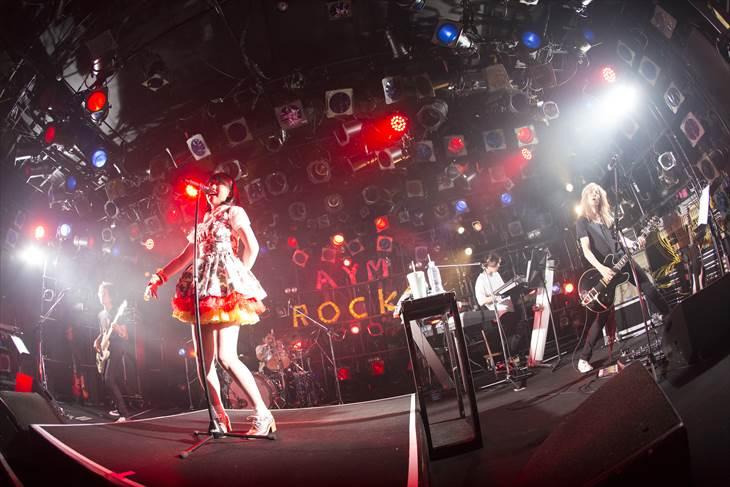 写真»武藤彩未「A.Y.M.ROCKS」[2]