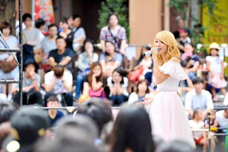 写真=E-girlsのAmiが初の地元イベント[1]