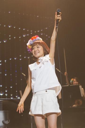 [写真]川嶋あい最後の渋公恒例ライブ(1)