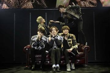 [写真]WINNER再会…1年ぶり日本ツアー(3)