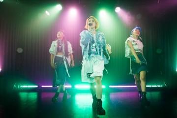 [写真]color-codeがデビュー1周年ライブ(5)