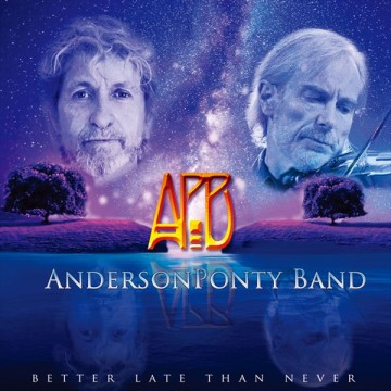 アンダーソン=ポンティ・バンドのアルバムアートワーク