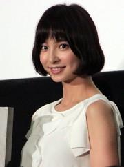 [写真]篠田麻里子がソフトバンク優勝