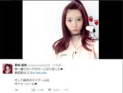 """""""赤髪""""ぱるるが好評"""