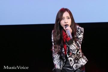 板野友美が初主演映画の主題歌披露【2】