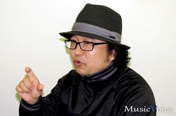 ナカジマノブ(Vocal&Drums)