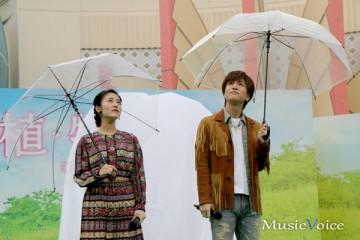 岩田剛典と高畑充希が映画記念イベント【3】