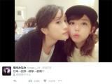 峯岸みなみと前田敦子が接吻