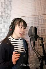 しっかりと歌い上げた小野田紗栞