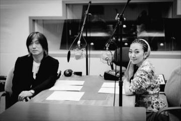 「MISIA 星空のラジオ」に出演する小林武史(左)とMISIA